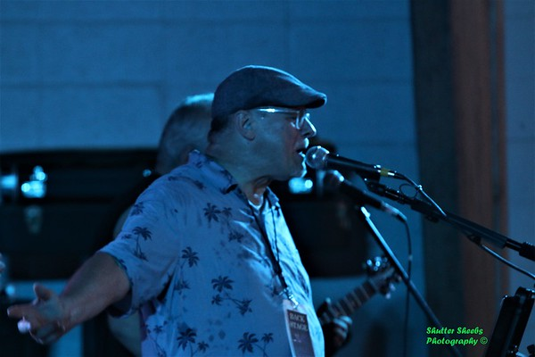 Uncle Fester Band-Paperfest 7-20-2019