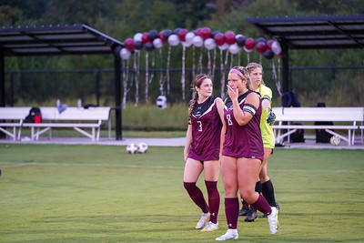 CHS Soccer Senior Night 9 14 21