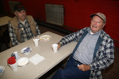 Hunter's Early Bird Breakfast, Citizen's Fire Company of Middleport, Middleport (11-28-2011)