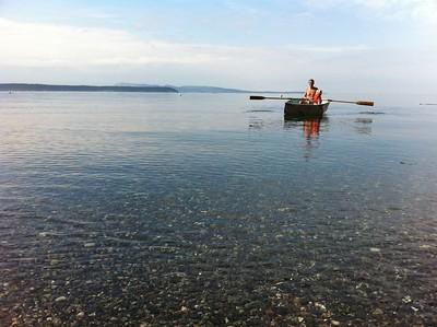 September - Orcas Island