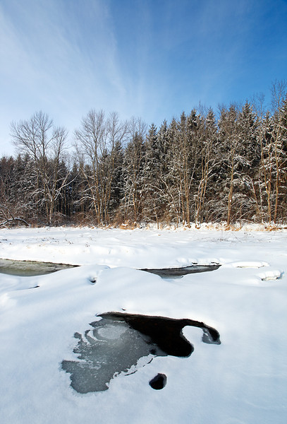 Thin Ice - Kettle Moraine State Forest (Northern Unit)