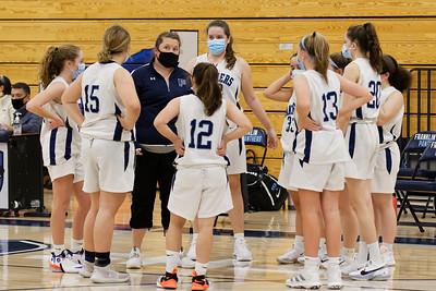 2021 FHS Girls Freshman Basketball