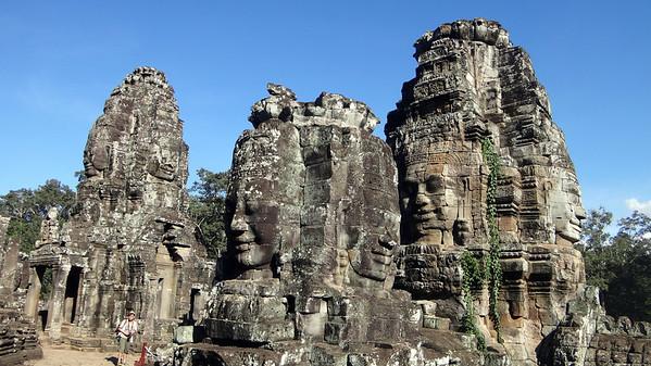 Day 12 - Temple Touring at Ta Nei, Ta Keo, Angkor Thom, and Bayon