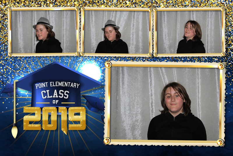 Point Elementary Grad Party