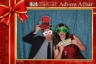 12/07/18 - Virginia Theological Seminary's Holiday Party