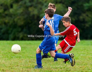 Wilson Club Soccer 10-5-18