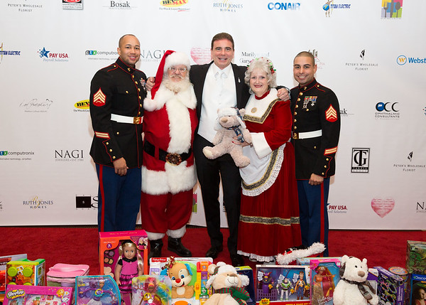 Tarzia Toys for Tots 2017
