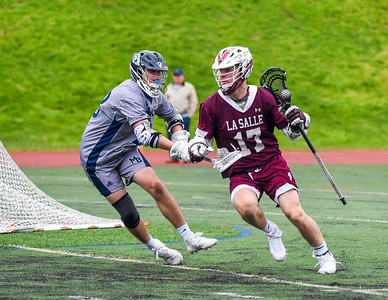 5/17/19 Moses Brown vs. La Salle boys lacrosse