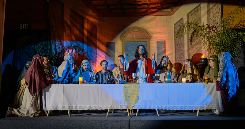 The Passion of Jesus Christ - Live Show
