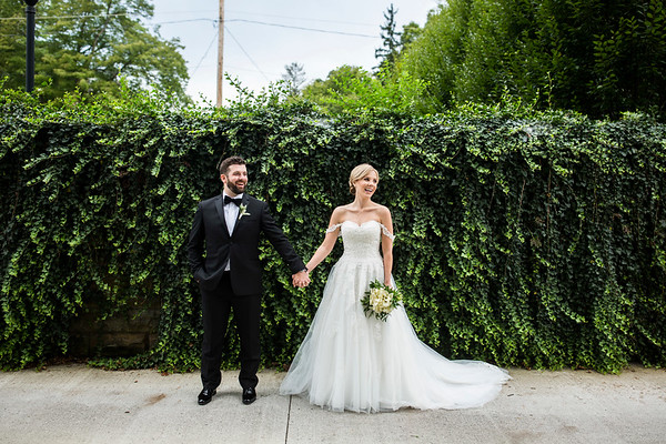 Sara + Kevin: Wedding