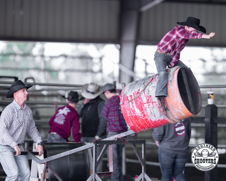 Bull Riding Clinic May 2019
