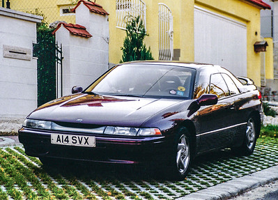 1995 Subaru SVX A14SVX