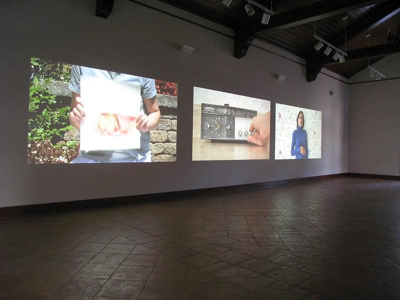 Julie Lequin, Top 30, October 2011, installation view