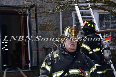Uniondale F.D.  House Fire 726 Walter St 4-5-14