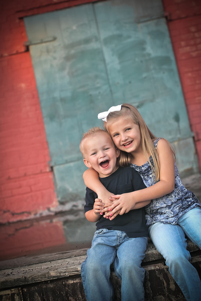 Rylee and Ryker's Sept.Pix