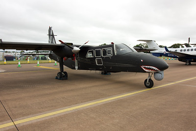 BN-2T-4S Defender 4000 (Britten-Norman)