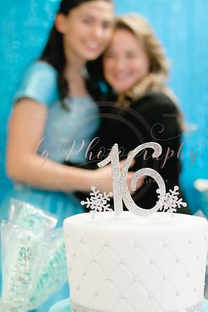 Ariana's Sweet 16