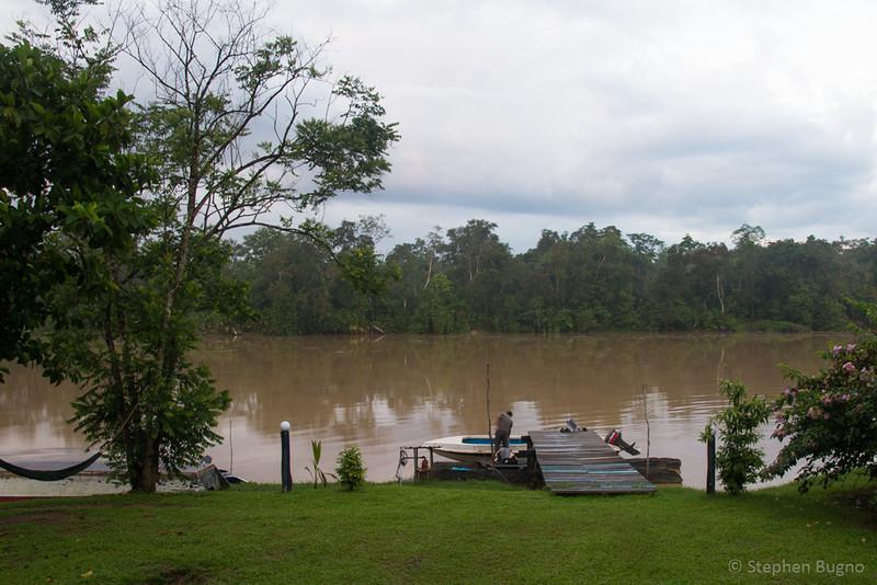 Kinabatangan River of Sabah, Borneo, Sarawak.