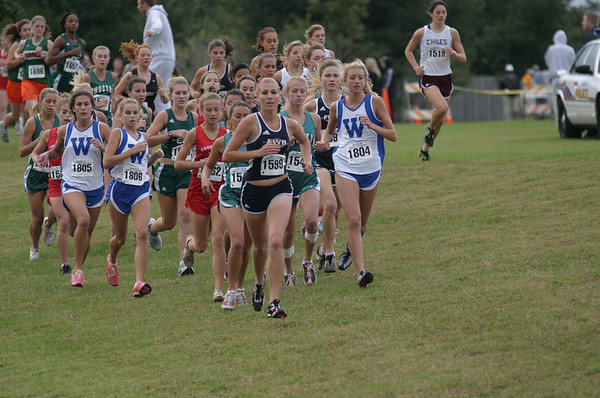 District 1 Pensacola Girls Race 06
