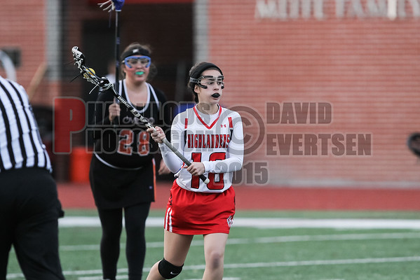 Lake Highland Preparatory School Girls Lacrosse - 2016
