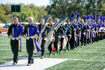 10/12/19 Central Methodist University Marching Festival