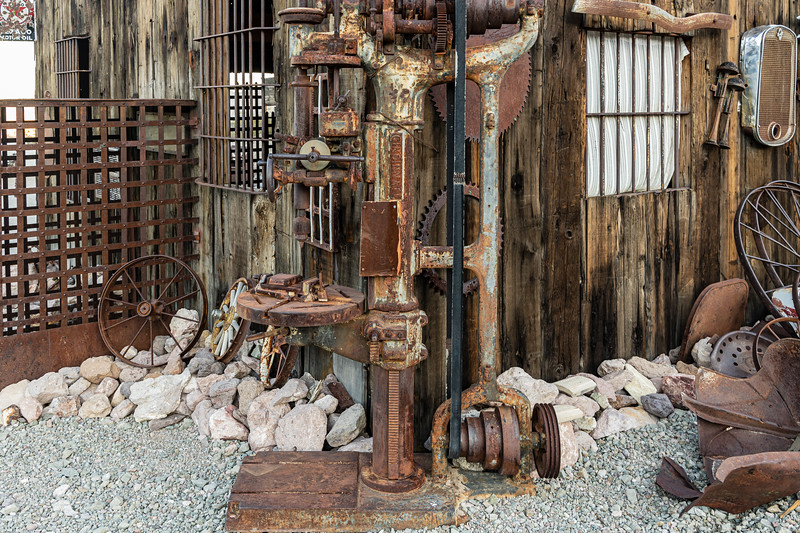 Nelson Nevada Ghost Town El Dorado Canyon Techatticup Mine  August 20, 2019  09_.jpg