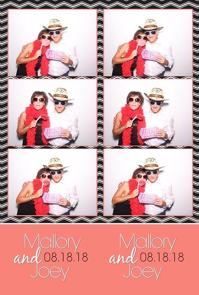 Mallory & Joey's Wedding (08/18/18)