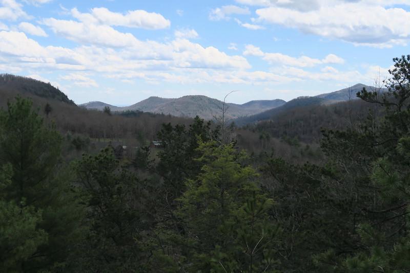 Laurel Knob Trail - 4,050'