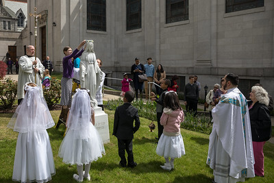 2017 May Crowning at the Basilica of the Immaculate Conception (Waterbury, CT)