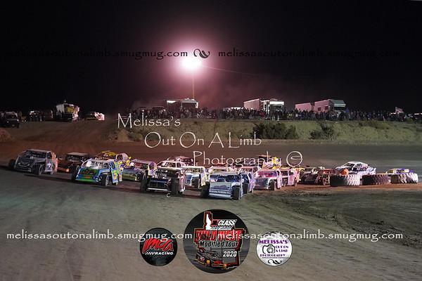 2020 9-26 Wild West Modified Tour, Desert Thunder Raceway
