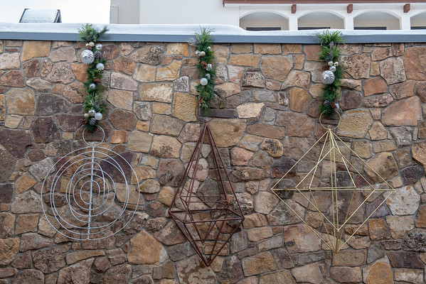Vail Christmas Decorations