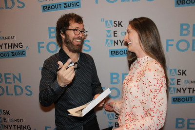 Ben Folds Ask Me Almost Anything Tour