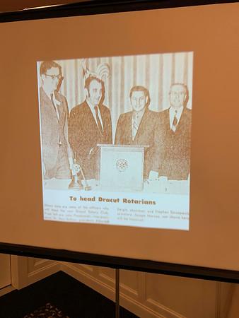 Rotary of Dracut Celebrates 50 years - November 2, 2019