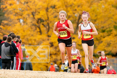 Coulee Conference (girls) CC19