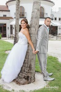 Juan & Alessamdra Wedding Day