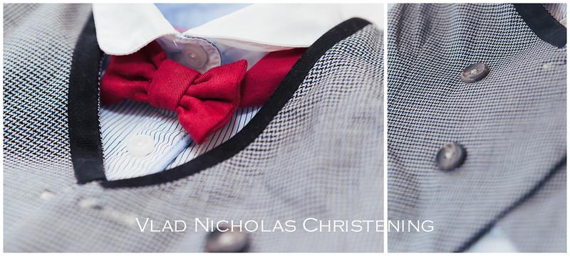Vlad Nicholas Christening