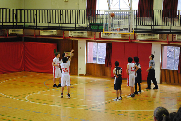 2012 Boys Basketball