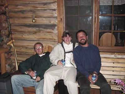 2001 - Crazy Bear Lake BC Canada