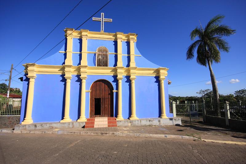Church in San Juan de Oriente