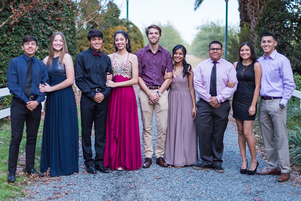 Shafter Prom Class of 2018