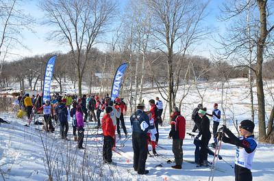 Team Relay Sprint:  March 2, 2013