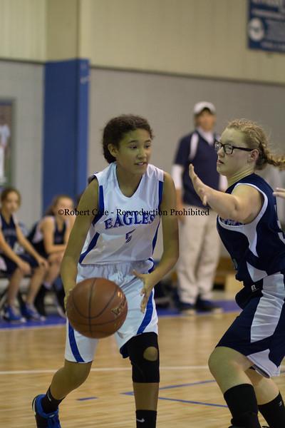 2016-17 Newberry Academy MS Girls Basketball