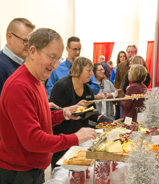 2019 Trine Faculty & Staff Christmas Party