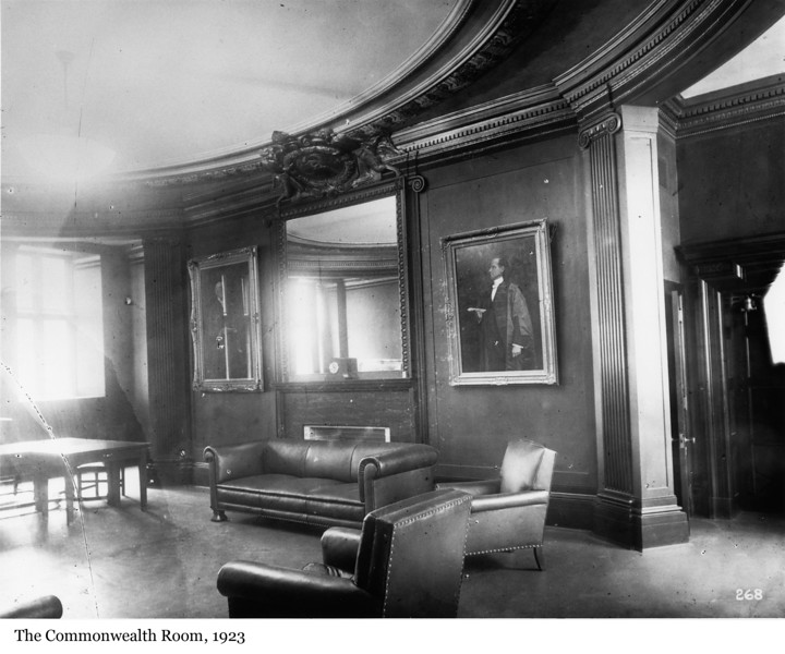 The Commonwealth Room - La Salle du Commonwealth, 1923