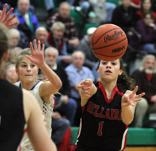 Basketball: Bellaire vs. Gaylord St. Mary, March 6, 2020