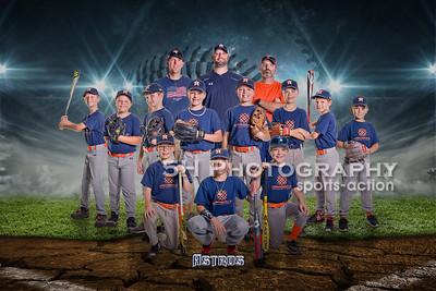2019 Fall Baseball- 10U