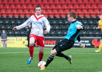Airdrie v Livingston (0.2) 27 4 13