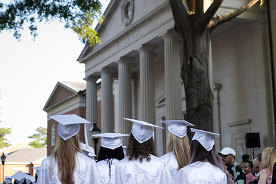 Graduation May 18, 2019