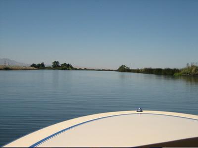Delta Boating 7/25/14