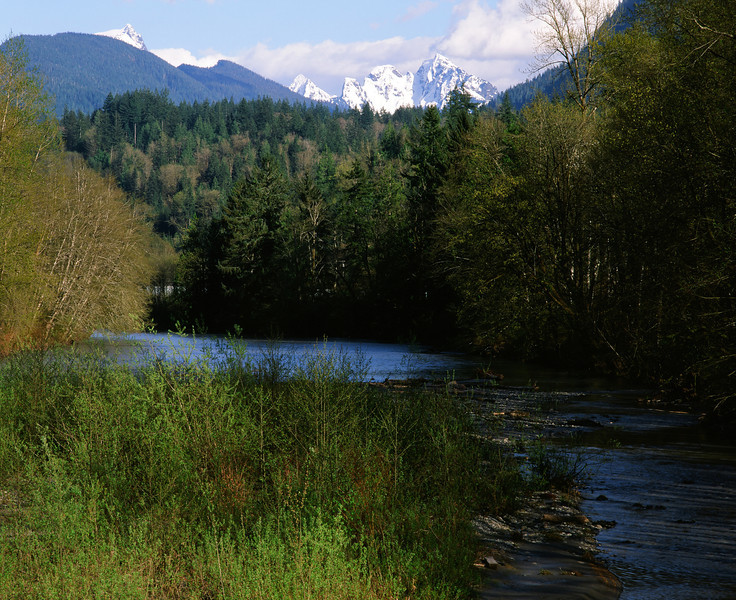 North Fork of the Stilly & Whitehorse Mountain